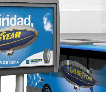 Goodyear advertising campaign