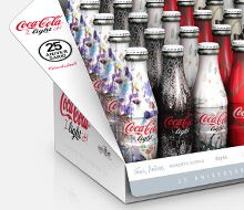 Coca-Cola light 125 anniversary